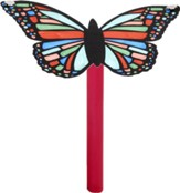 In The Wild: Balancing Butterfly Craft Pack (pkg. of 10)