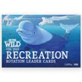 In The Wild: Recreation Rotation Leader Cards (pkg. of 25)