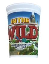 In The Wild: Cups (pkg. of 5)