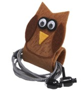 In The Wild: Whoo's Calling Earbud Holder Craft Pack (pkg. of 10)