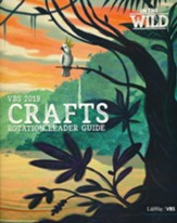 In The Wild: Crafts Rotation Leader Guide