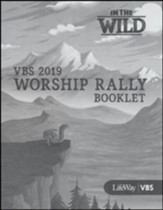 In The Wild: Worship Rally Booklet (pkg. of 25)