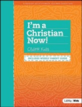 I'm A Christian Now: Older Kids Activity Guide