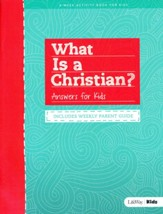 I'm A Christian Now: What Is A Christian?