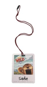 In The Wild: Name Tags (pkg. of 20)