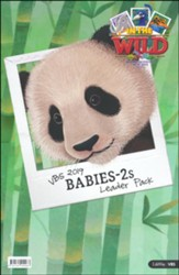 In The Wild: Babies - 2s Leader Pack