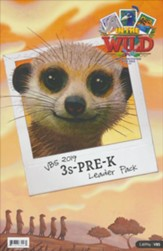 In The Wild: 3s - Pre-K Leader Pack