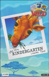 In The Wild: Kindergarten Leader Pack