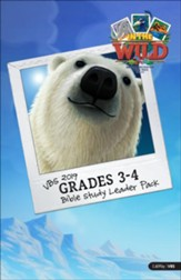 In The Wild: Grades 3-4 Bible Study Leader Pack