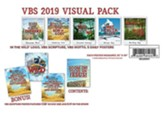 In The Wild: Visual Pack (pkg. of 8)