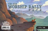 In The Wild: Worship Rally Pack