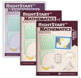 RightStart Mathematics Level F Book  Bundle, Second Edition