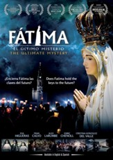Fatima: The Ultimate Mystery DVD