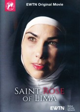 St Rose of Lima DVD