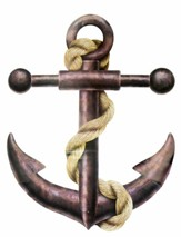 Big Fish Bay: Big Anchor Jointed Cutout