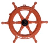 Big Fish Bay: 24 Ship's Wheel
