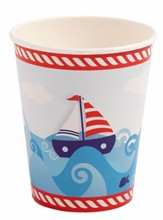Big Fish Bay: Thirsty Sailor Cups (pkg. of 8)