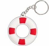Big Fish Bay: Life Preserver Keychains (pkg. of 12)