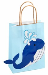 Big Fish Bay: Blue Whale Bags (pkg. of 12)