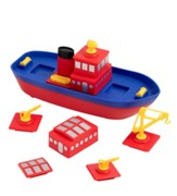 Big Fish Bay: 5-in-1 Boat