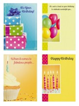 Birthday, You're Special, Boxed cards (KJV)
