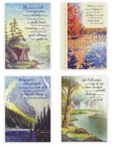 Get Well, A Year Of Grace, Boxed cards (NIV)