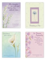 Sympathy, Spirit of Peace, Boxed Cards (KJV)