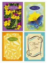 Thank You, Gratitude, Boxed cards (KJV)