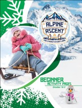Alpine Ascent: Beginner Grades 1 & 2 Activity Pages