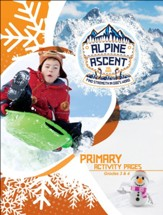 Alpine Ascent: Primary Grades 3 & 4 Activity Pages