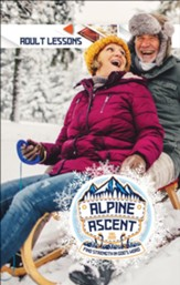 Alpine Ascent: Adult Lessons