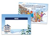 Alpine Ascent: Name Tags (pkg. of 24)