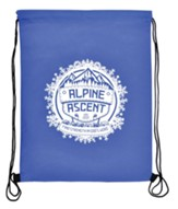 Alpine Ascent: Drawstring Backpack