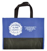 Alpine Ascent: Tote Bag