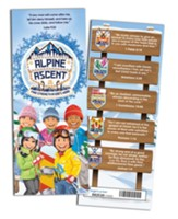 Alpine Ascent: Bookmarks (pkg. of 25)