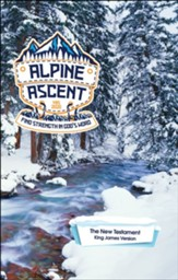 Alpine Ascent: KJV New Testament