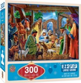 Away in a Manger EZ-Grip Puzzle, 300 Piece