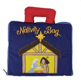 My Nativity Bag Quiet Book