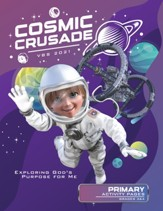 Cosmic Crusade: Primary Activity Pages  (Grades 3 & 4)