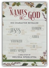 The Names of God: His Character Revealed - Women's Bible Study DVD