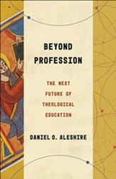Beyond Profession: The Next Future of Theological Education