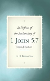 In Defense of the Authenticity of 1 John 5:7 - eBook