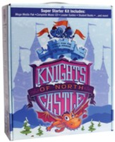 Knights of North Castle Super Starter Kit - Cokesbury VBS 2020