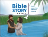 Bible Story Basics: Reader Leaflets, Winter 2019-20