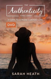 The Authenticity Challenge: 21 Days of Loving God and Neighbor - DVD