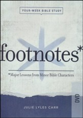 Footnotes, Women's Bible Study DVD