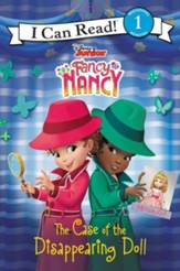 Fancy Nancy: The Case of the Disappearing Doll, hardcover