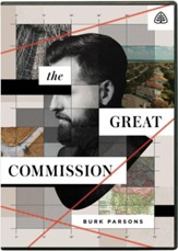 The Great Commission, Messages on Blu-ray