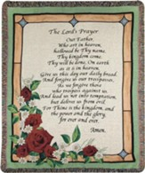 The Lord's Prayer, Stained Glass, Throw