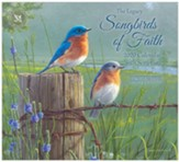 2020 Songbirds of Faith Mini Wall Calendar